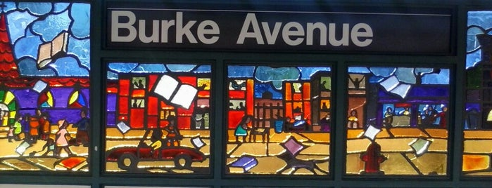 MTA Subway - Burke Ave (2/5) is one of MTA Subway - 2 Line.