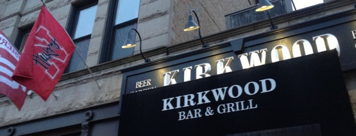 Kirkwood Bar & Grill is one of Official Blackhawks Bars.