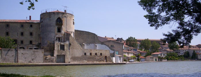 Port de Castelnaudary is one of Canal du Midi.
