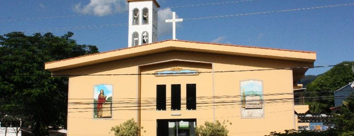 Paróquia São João Evangelista is one of Vicariato Oeste [West].
