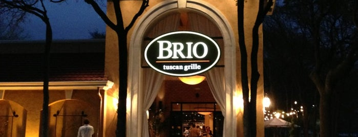 BRIO Tuscan Grille is one of Austin Breakfast & Brunch.