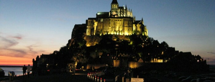 Le Mont-Saint-Michel is one of 1,000 Places to See Before You Die - Part 2.