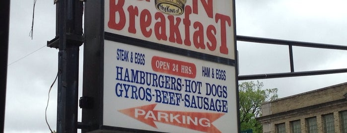 G & N Breakfast is one of need to go.