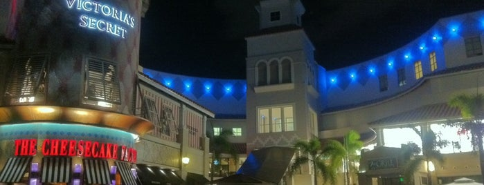 Aventura Mall is one of my b.a..