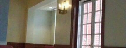 The Eagle's Nest is one of University of Mary Washington.