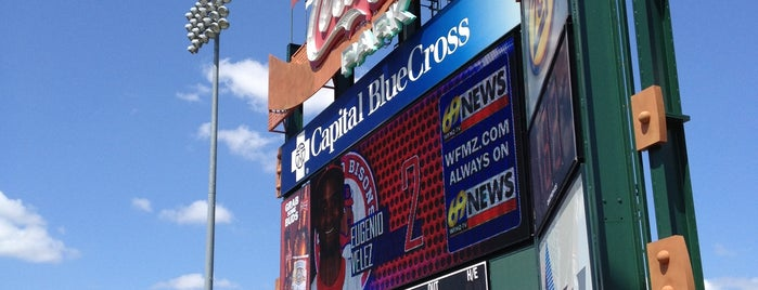Coca-Cola Park is one of Favorite Arts & Entertainment.