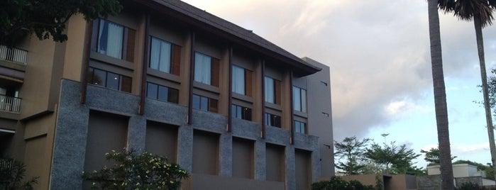 Courtyard by Marriott Bali is one of Best Hotels in Bali.