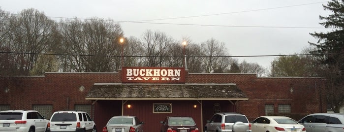Buckhorn Tavern is one of Welker Studio's Culture Class.