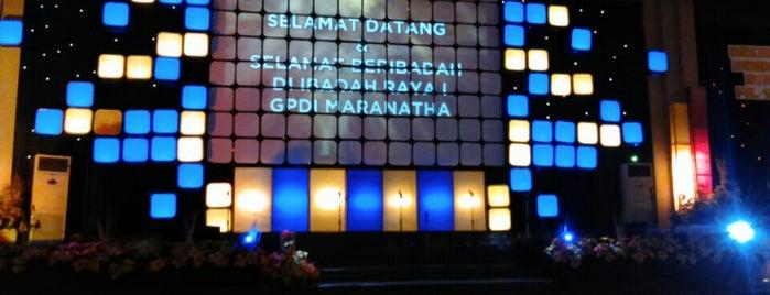 GPdI Maranatha is one of CV. Sigma Tripple Engineering.