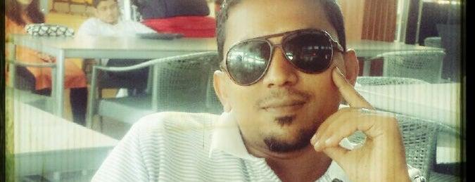 Departure Restaurant is one of เที่ยวพักร้อนที่ Maldives.