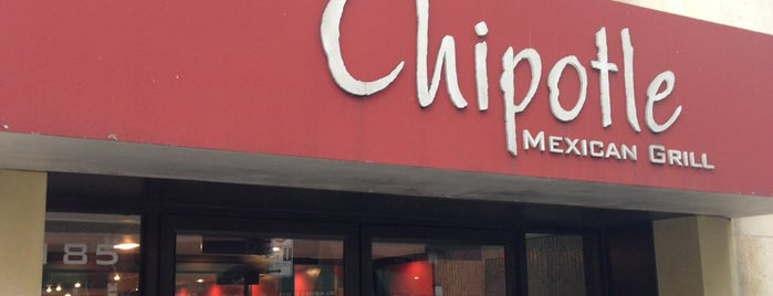Chipotle Mexican Grill is one of all time in america.