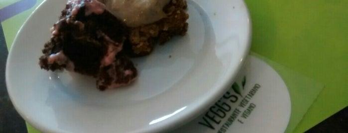 Vegg's - Restaurante Vegetariano is one of Docerias/Sobremesas.