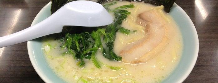 横浜家系ラーメン 壱蔵家 is one of 大久保周辺ランチマップ.