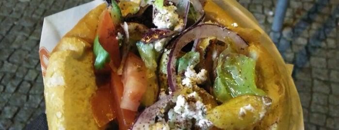 Mustafa Demir's Gemüse Kebap is one of Favorite Restaurants.
