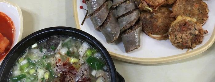 다신식당 is one of 한국인이 사랑하는 오래된 한식당 100선.