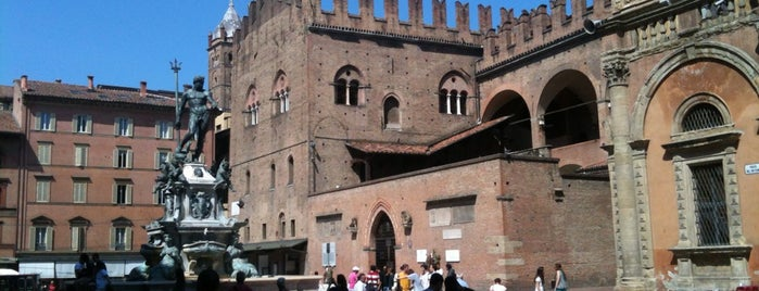 Palazzo Re Enzo is one of Bologna City Badge - Bolognese.