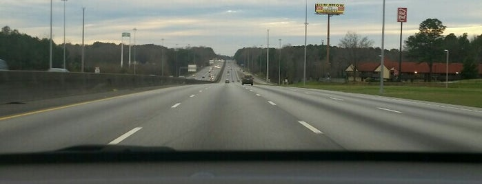 Interstate 75 is one of General-Misc.