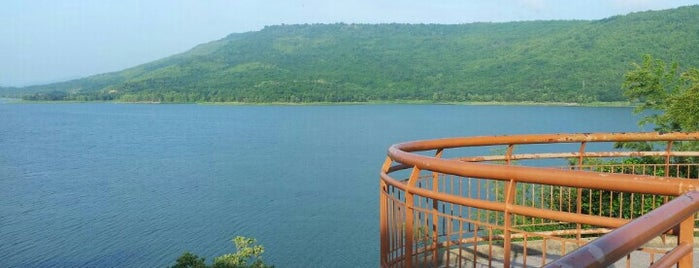 Lam Takong Dam is one of Favorite Great Outdoors.
