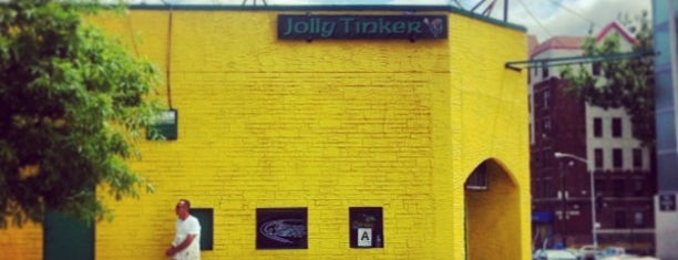 Jolly Tinker is one of Top 10 favorites places in Bronx, NY.