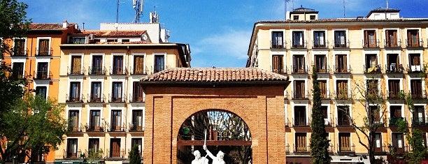 Plaza del Dos de Mayo is one of @ Madrid (MD, España).