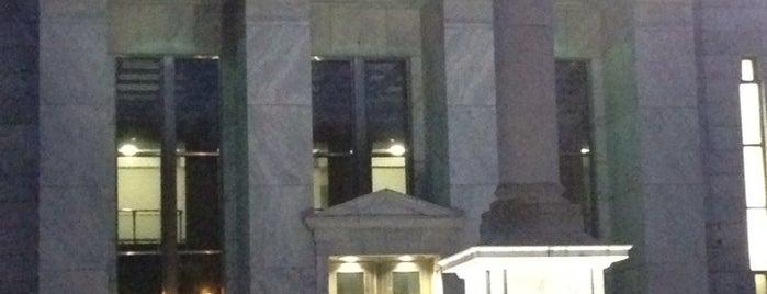 Federal Reserve Bank of Atlanta is one of Atlanta.