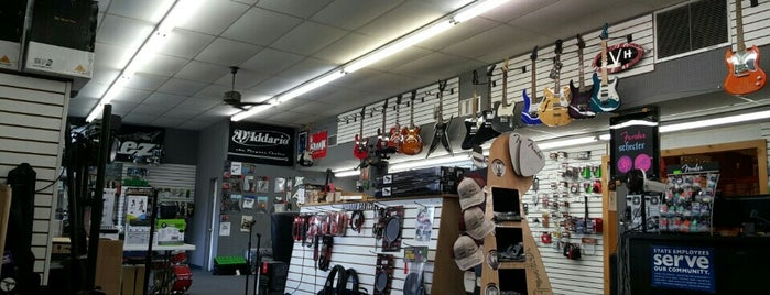 Rock Shop is one of Springfield, Springfield!!.