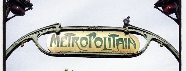 Métro Anvers – Sacré-Cœur [2] is one of Métro de Paris.
