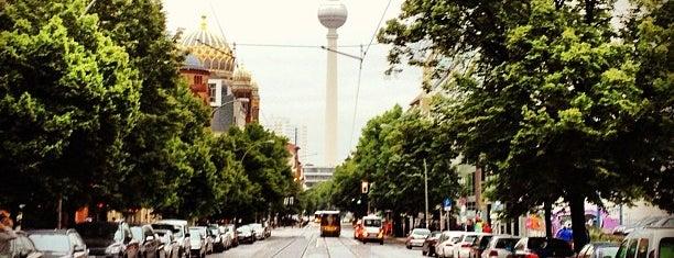 Oranienburger Straße is one of Berlin, must see!.