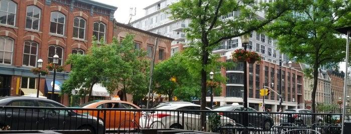 The Hot House Restaurant & Bar is one of Favorite Restaurants.
