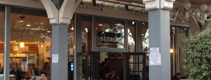 Caffe Strada is one of Favorites.
