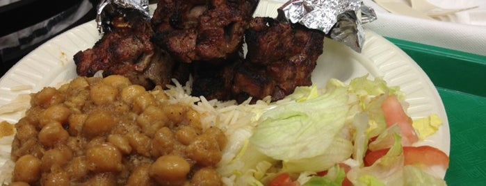 Kabob Palace is one of ToEat List.