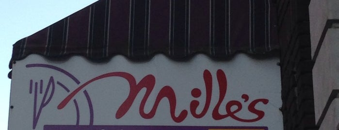Mille's Cafe is one of Food.