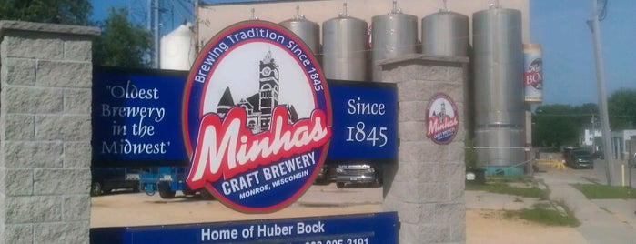 Minhas Craft Brewery is one of Best Places to Check out in United States Pt 4.