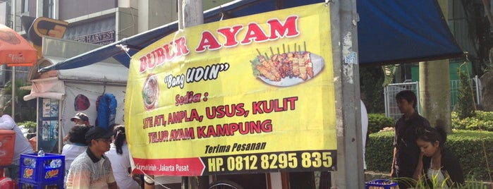 Bubur Ayam Udin is one of Good Food In Jkt.
