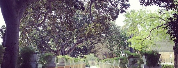 Argotti Botanic Gardens is one of Malta Cultural Spots.