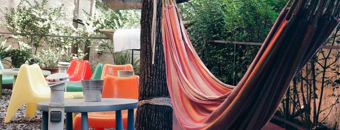 Feetup Garden House Hostel Barcelona is one of Barcelona.