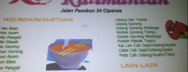 Rumah Makan Kalimantan is one of Favorite Food.