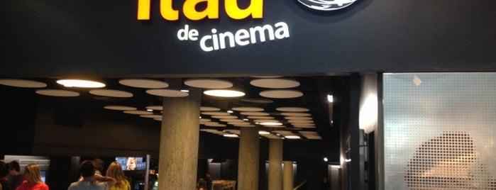 Espaço Itaú de Cinema is one of fer lista.