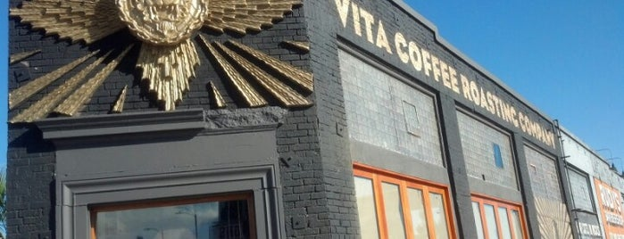 Caffe Vita Silverlake is one of Los Angeles.
