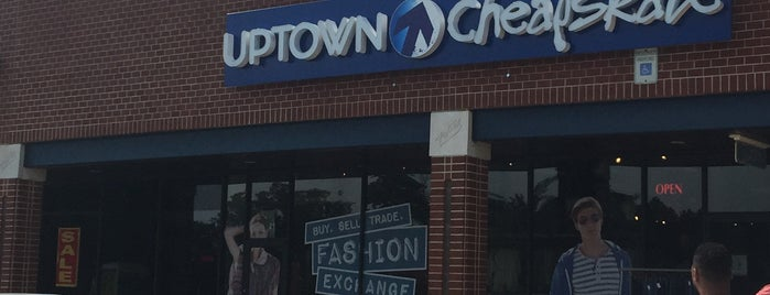 Uptown Cheapskate is one of Shops.