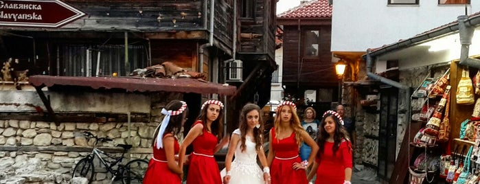 Стария Несебър (The Old Town of Nessebar) is one of David's Tips.