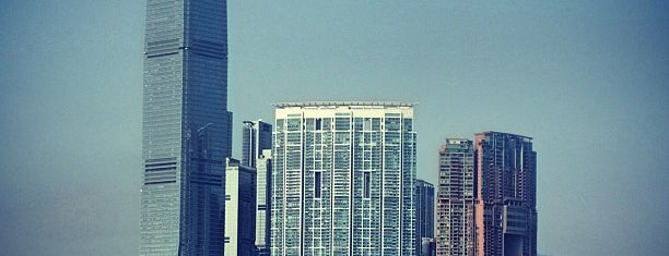 International Commerce Centre is one of Top 10 Tallest Buildings Of The World.