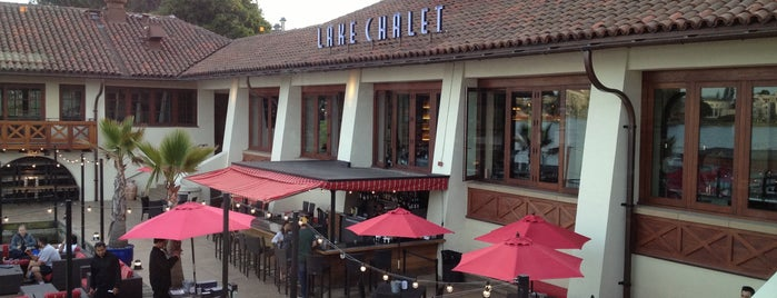 The Lake Chalet Seafood Bar & Grill is one of 510 Area.