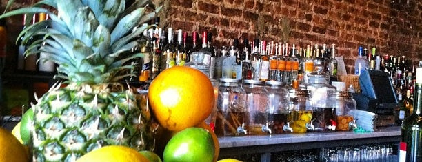 Amaru Pisco Bar is one of New York City Guide.