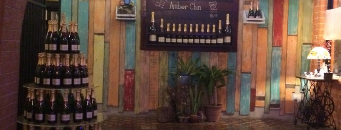 Hutton Mansion Wine Haus is one of Best Wine Drinking Places in Penang.