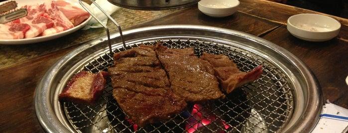 지우갈비 is one of Seoul Korea.