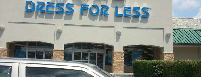 Ross Dress for Less is one of Favorites.
