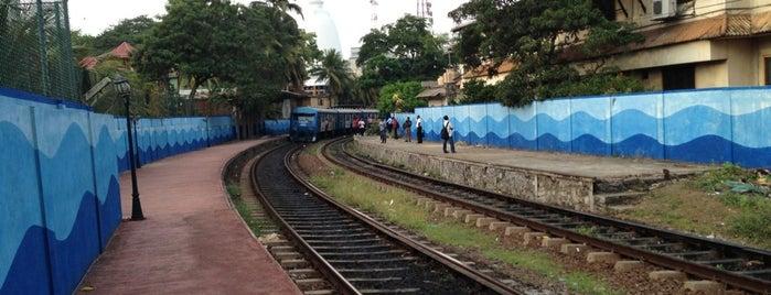 Secretariat Railway Station is one of Railway Stations In Sri Lanka.