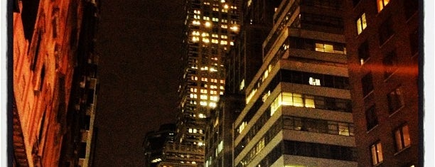 "Chrysler Building is one of ""Be Robin Hood #121212 Concert"" @ New York!."