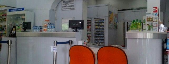 Kimia Farma is one of Places2.